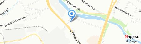 ПромАвтоматика на карте Челябинска