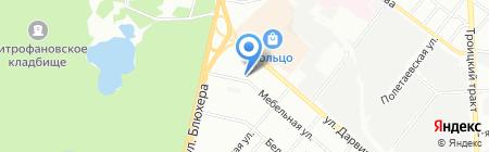 Рукодельная Лавка на карте Челябинска