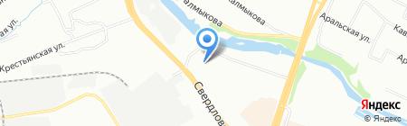 Инструмент-Импорт на карте Челябинска