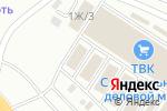 Схема проезда до компании Красивый Дом в Челябинске