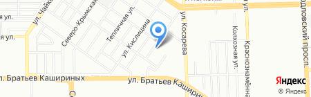 ЧелябТехТранс на карте Челябинска
