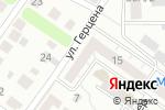 Схема проезда до компании СпецЗащита в Челябинске