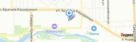 Умелый говорун на карте Челябинска