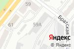 Схема проезда до компании РемСтрой в Челябинске