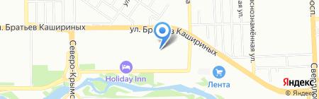 Домашние продукты на карте Челябинска