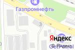 Схема проезда до компании ГлавСтройУрал в Челябинске