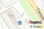 Схема проезда до компании Магазин трикотажа в Челябинске