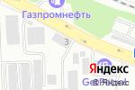 Схема проезда до компании Контел в Челябинске
