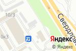 Схема проезда до компании Магазин яиц и мяса птицы в Челябинске