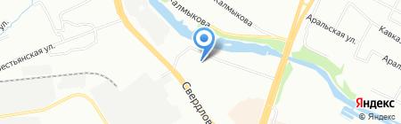 Мебель от Мастера на карте Челябинска