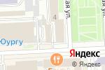 Схема проезда до компании Шиномонтажная мастерская на ул. Сони Кривой в Челябинске