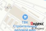 Схема проезда до компании Компания по продаже метизов в Челябинске