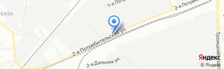Сигма на карте Челябинска