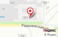 Схема проезда до компании Челметтруб в Челябинске