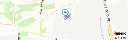 Южно-Уральское предприятие магистральных электросетей на карте Челябинска