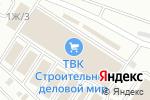 Схема проезда до компании Рельеф в Челябинске