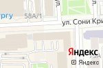 Схема проезда до компании Веста клининг в Челябинске