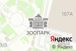 Схема проезда до компании Багира в Челябинске