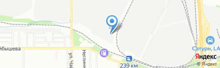 Торговый Дом ММК на карте Челябинска
