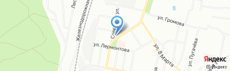 Еткульский хлебозавод на карте Челябинска