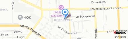 Авиамодельный клуб Южно-Уральской Федерации авиамодельного спорта на карте Челябинска
