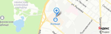 УралЭлси на карте Челябинска