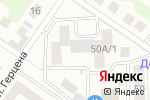 Схема проезда до компании ЛегПром в Челябинске