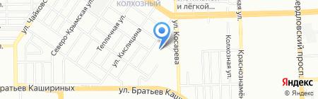 Строй Системы на карте Челябинска