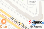 Схема проезда до компании Перспектива XXI в Челябинске