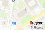 Схема проезда до компании Хлопковый рай в Челябинске