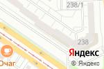 Схема проезда до компании Вертикаль в Челябинске