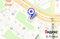 Схема проезда до компании ТОРГОВЫЙ ДОМ ВЕНЕЦИЯ в Челябинске