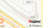 Схема проезда до компании IQ007 в Челябинске