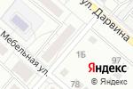 Схема проезда до компании Огонек в Челябинске