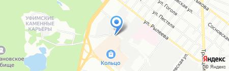 Страна Мебелия на карте Челябинска