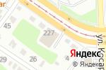 Схема проезда до компании Гараж-инструмент в Челябинске