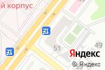 Схема проезда до компании ВитаЛайн в Челябинске