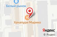 Схема проезда до компании Авангард в Челябинске