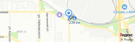 Oil Master на карте Челябинска