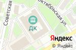 Схема проезда до компании Буратино в Челябинске