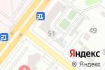 Схема проезда до компании Бонжур в Челябинске