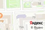 Схема проезда до компании Молодая Гвардия Единой России в Челябинске