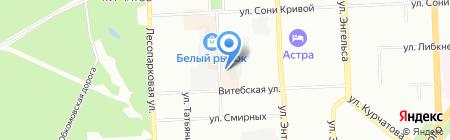 Хет-Трик на карте Челябинска