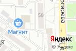 Схема проезда до компании Стекло-дизайн в Челябинске