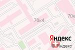 Схема проезда до компании Областная клиническая больница в Челябинске
