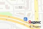 Схема проезда до компании Инвестиционный Строительный Холдинг в Челябинске