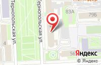 Схема проезда до компании Цифровая Собственность в Челябинске