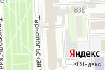 Схема проезда до компании Магазин канцтоваров на проспекте Ленина в Челябинске