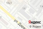 Схема проезда до компании ТЭН-комплект в Челябинске