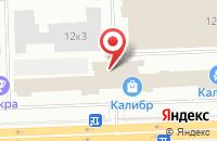 Схема проезда до компании Ветераны Убоп в Челябинске
